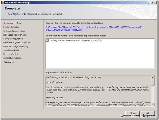SQL2008_Install_20