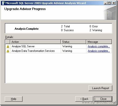 install_upgrade_advisor_8