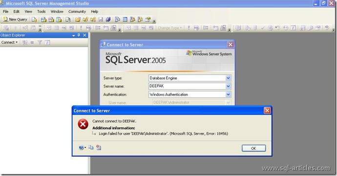 how to change sa password in sql server 2005